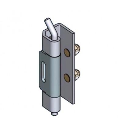 Cerniera in acciaio zincato EMKA 1069-U7