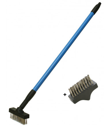 CFH Kit of weed brushes UBS670 art.52670
