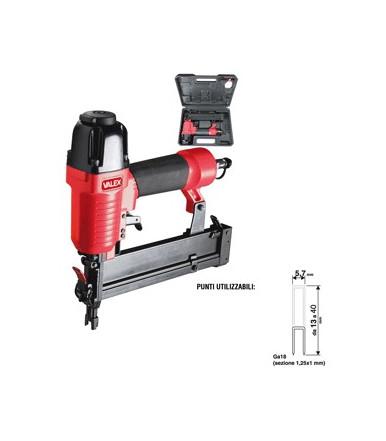 Puntatrice graffatrice pneumatica Valex 9040