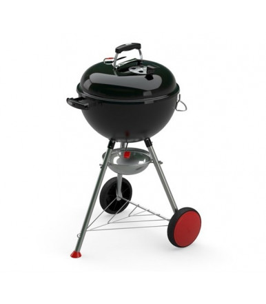 Barbecue a Carbone Original Kettle Plus Ø 47 cm GBS Nero Weber