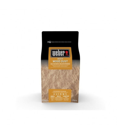 Weber Dust for Cold smoker - Beech