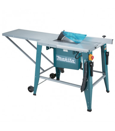 Makita 2712 portable bench saw for construction sites 315 mm