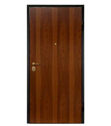 Armored door safety class 3 insulated smooth internal panel M1I