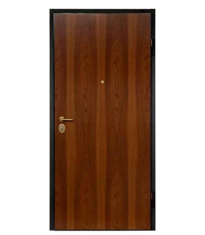 Porta blindata classe di sicurezza 3 coibentata con for Porte di sicurezza