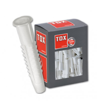 Universal nylon plugs Tox 4 AS-K 10/66 pack 50 pcs