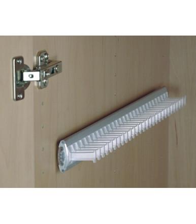 Servetto Self System fixed tie-rack 28 hooks