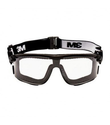 3M Maxim Hybrid Special Safety Goggle Anti-Scratch / Anti-Fog Clear Lens