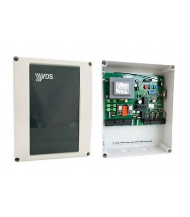 VDS EURO 230v m2 Control unit with built-in receiver and aerial