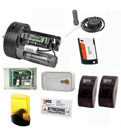 Kit ROLL 200 per serrande avvolgibili 230v fino a 150kg VDS