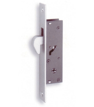 Lock backing hook bolt and cylinder for aluminum doors and windows 304 K