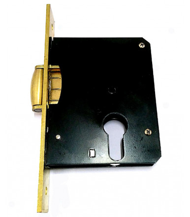76 Mortice locks with roller and one throws