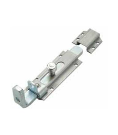 286 da 10x25 Combi galvanized heavy padlock bolt