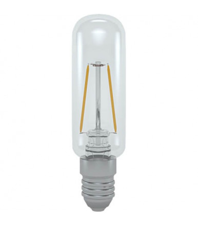 SkyLighting - tubular transparent LED  - 2W E14 4200K Series Filament Led