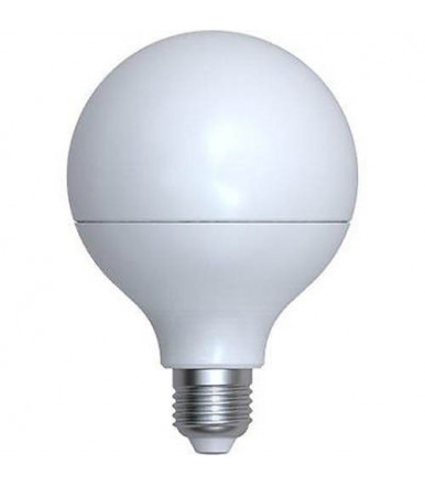 Lampadina globo opalina LED - 18W E27 4200K Serie Smooth Led SkyLighting