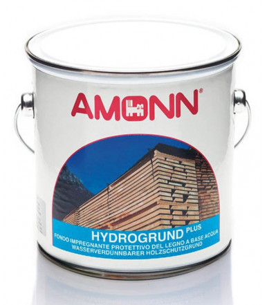 Protective sealer of wood water-based Amonn Hydrogrund Plus