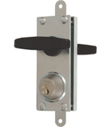 Viro armoured lock for up and over doors and roller shutters