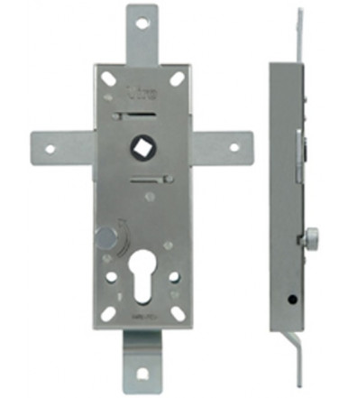 Viro Multipoint armoured locks for up and over doors with 70 mm centre