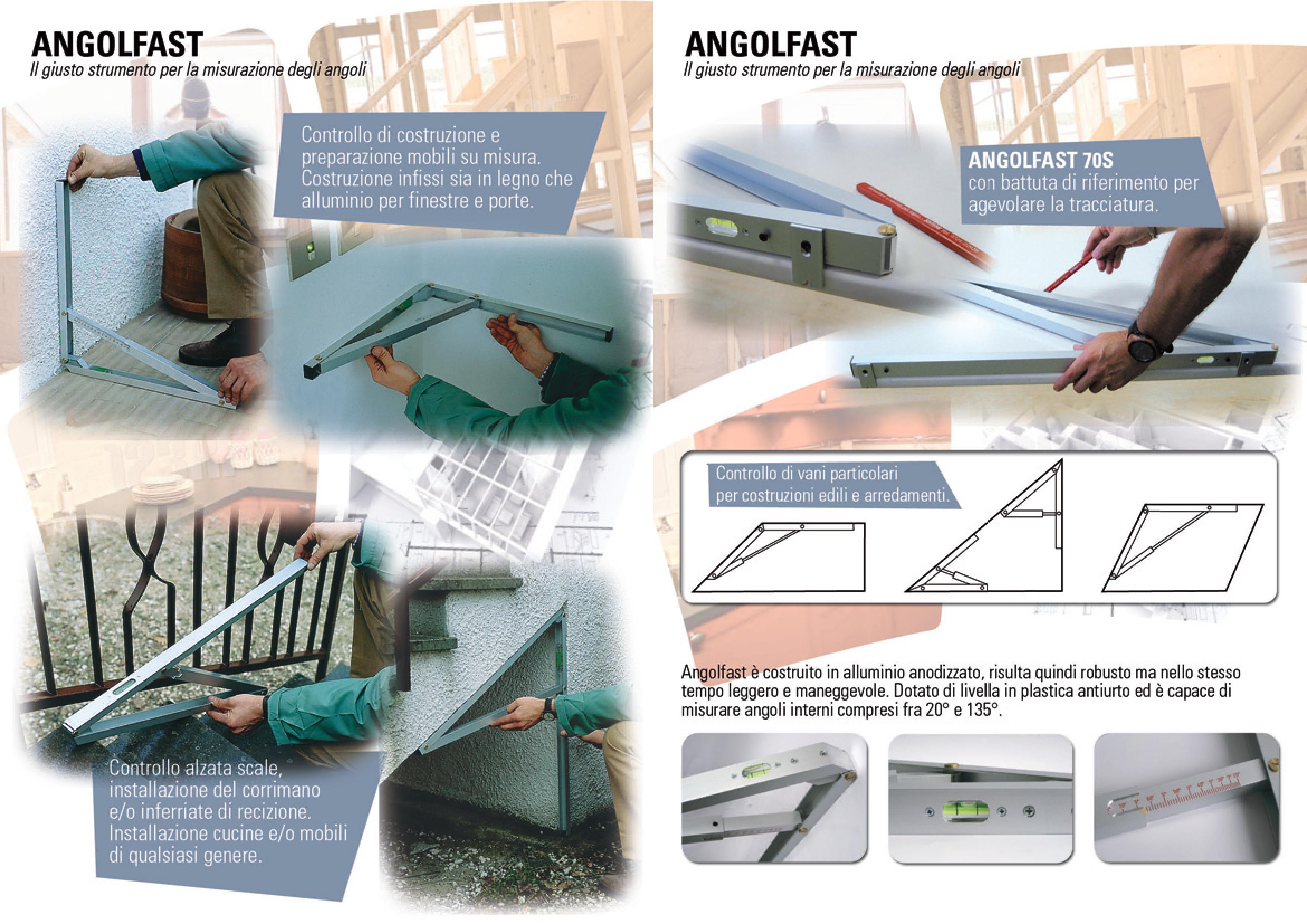 Alzatina Alluminio Per Cucina klein angolfast corners measurer - shop mancini