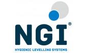 NGI Hygienic Levelling Systems